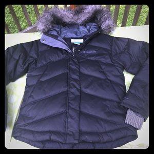 Columbia Furr Hood Puffer Woman's Jacket.